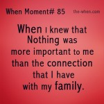 21. when moment 85